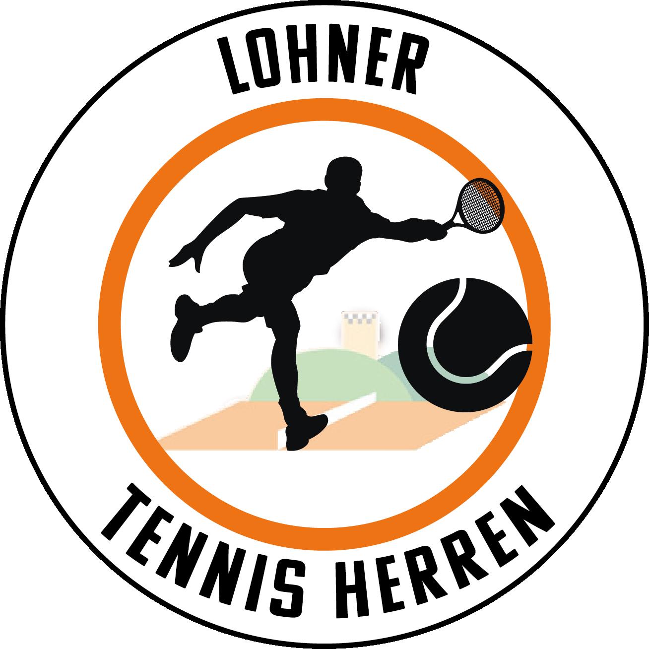 Lohner Tennis Herren Logo